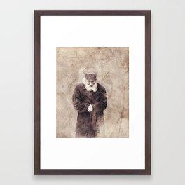 Chofetz Chaim - Israel Meir Kagan Framed Art Print