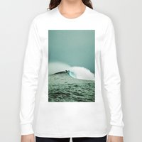 indonesia Long Sleeve T-shirts featuring Empty, Indonesia by Maggie Marsek Photography