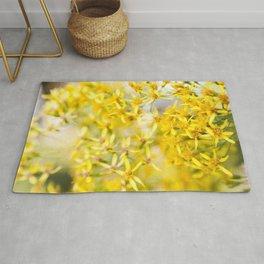 Sunshine & Flowers Rug