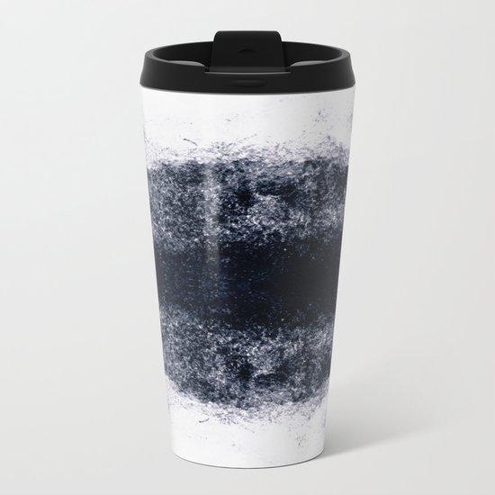 Atmosphere abstract art Metal Travel Mug