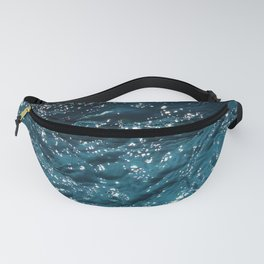 Texture #7 Water Fanny Pack