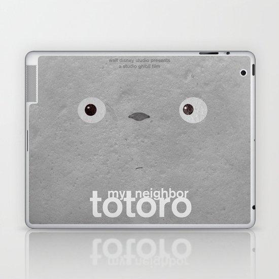 My neighbor Totoro  Laptop & iPad Skin