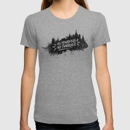 No Mourners No Funerals T-shirt