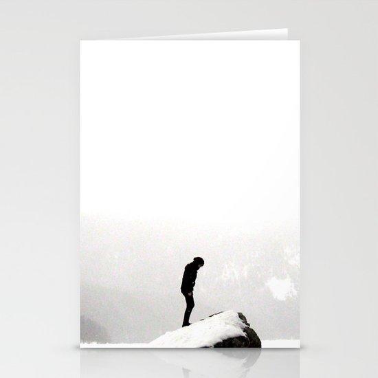 snowblind II. Stationery Cards