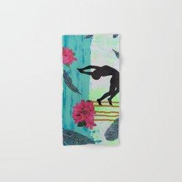 Diving In Hand & Bath Towel