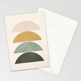 Minimal Geometric 51 Stationery Cards