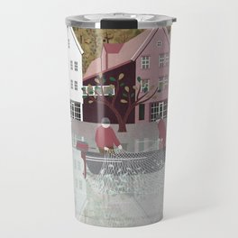 Norway 8 Travel Mug