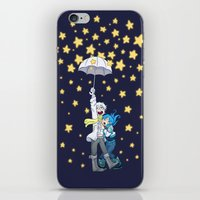 dmmd iPhone & iPod Skins featuring DMMd :: The stars are falling by Thais Magnta Canha