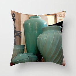 Got To Urn Your Keep Throw Pillow