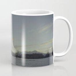 snow elk Coffee Mug
