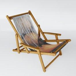 Tangerines Sling Chair