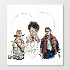 The Trifecta  Canvas Print