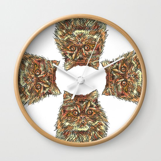 For you. Wall Clock