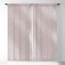 Fairydust Blush Blackout Curtain