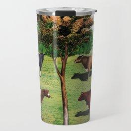 Typical Cows Travel Mug
