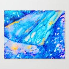 Rain in the Sun Canvas Print