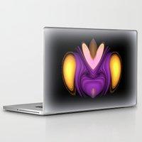 alien Laptop & iPad Skins featuring Alien by Chris' Landscape Images & Designs