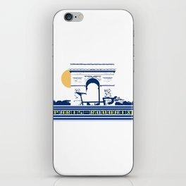 Paris - Roubaix iPhone Skin