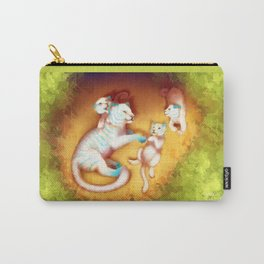 With Mom Carry-All Pouch