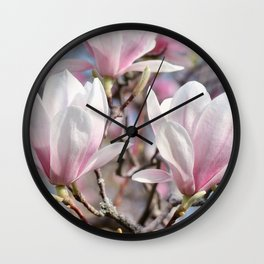 Magnolia 0128 Wall Clock