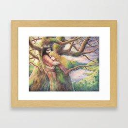 Naoise & Deirdre Framed Art Print