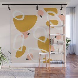 Abstract Fall III #society6 #abstractart Wall Mural
