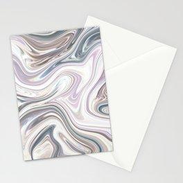Dreamy Liquid Stationery Cards