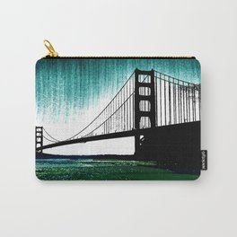Blacken Gate-San Francisco Carry-All Pouch