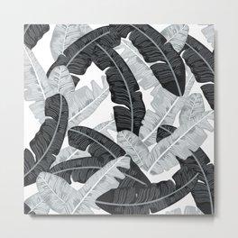 BANANA LEAVES 5 Metal Print