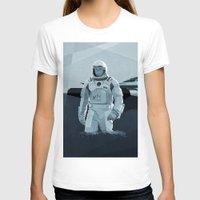 interstellar T-shirts featuring Interstellar by ANDRESZEN