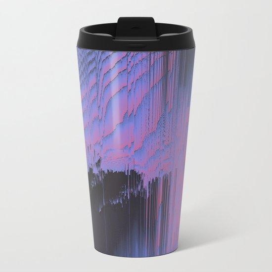 Nameless Metal Travel Mug