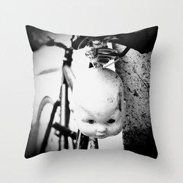 Fugazi Throw Pillow