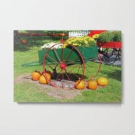 Gust Brothers Farm I Metal Print