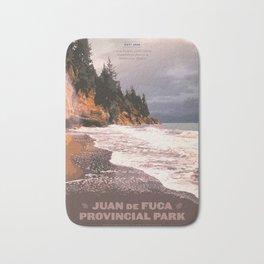 Juan de Fuca Provincial Park Bath Mat