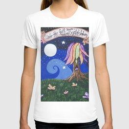Full Moon Magic T-shirt