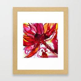Couler du jardin - Garden flow Framed Art Print