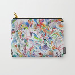 Environmental Colors Carry-All Pouch