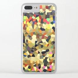 Crystal Math Clear iPhone Case