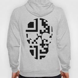 QR-Code Skull Hoody