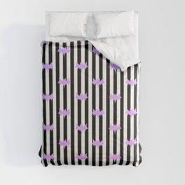 Pastel Goth Bats (3) Comforters