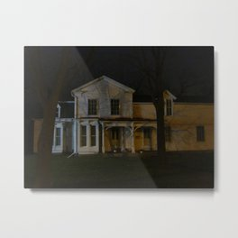 A Very Old House I Know Metal Print