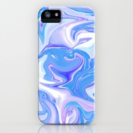 Summer Sky Is Hugging You iPhone Case