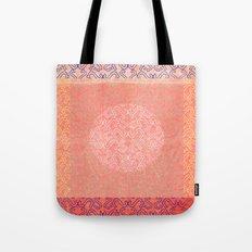 Coral Treat  Tote Bag