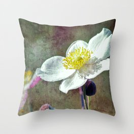 ...the seeds that you plant... Throw Pillow