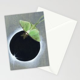 A fleeting moment Stationery Cards