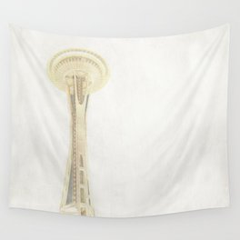 Space Needle Wall Tapestry