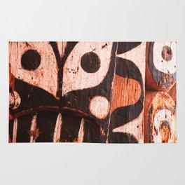 Totem Detail 1 Rug
