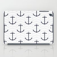 nautical iPad Cases featuring Nautical by Background Labs