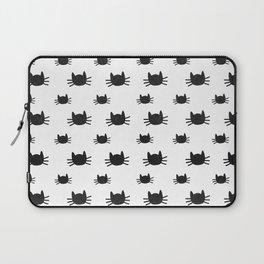 Kitties | White Laptop Sleeve