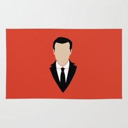 3 Jim Moriarty Rug